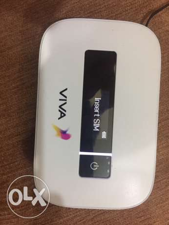 Huawei Viva locked 3G router