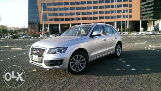 Audi Q5 with Full Audi Dealer Service History