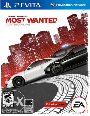 hi there I want to buy need for speed ps vita