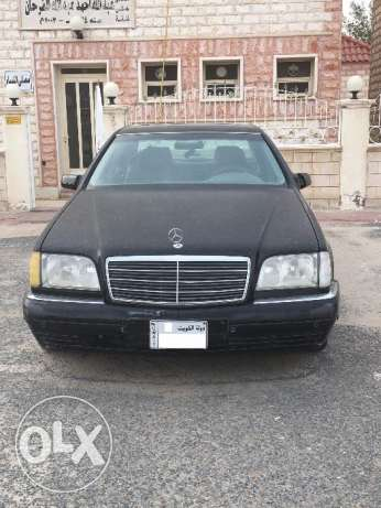 1997 Mercedes S280 for sale - 350 KD Final Price - 350 دينار نهائي