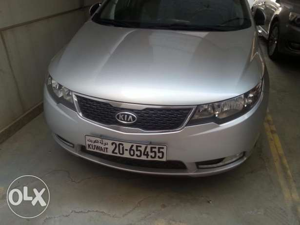 KIA Cerato(high line)2013 32,500KM first owner Sale due to travel