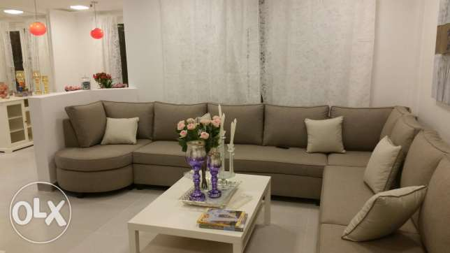 Salmiya fabulous fully furnished flat 2 bedrooms near to everything