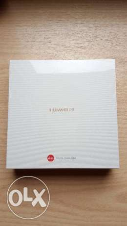For sell or exchange brand new Huawei p9