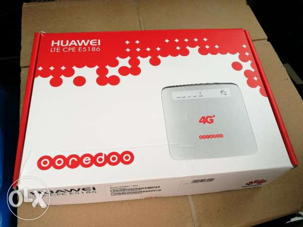 4g lte plus router for sale only few hours used