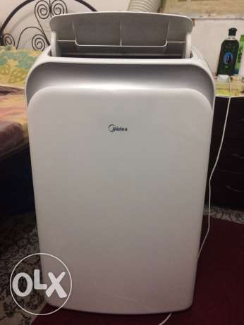 media portable ac for sell new condition