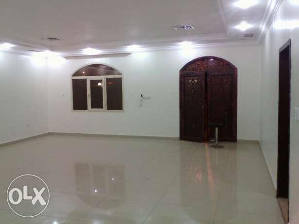 Spacious & large 3 bedroom ground floor with maids room in mangaf.