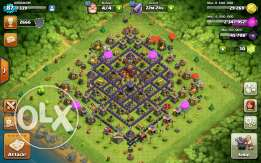 كلاش أوف كلانس - Clash Of Clans