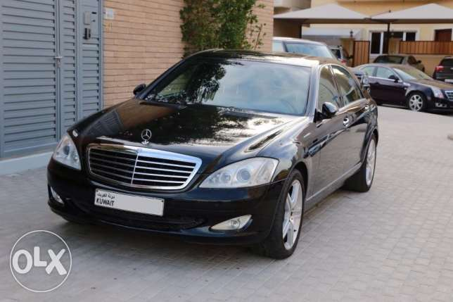 Mercedes S Class 2006 Excellent condition - اس 350 للبيع