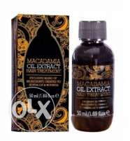 Macadamia Natural Oil Extract Hair Treatment Oil 50ml