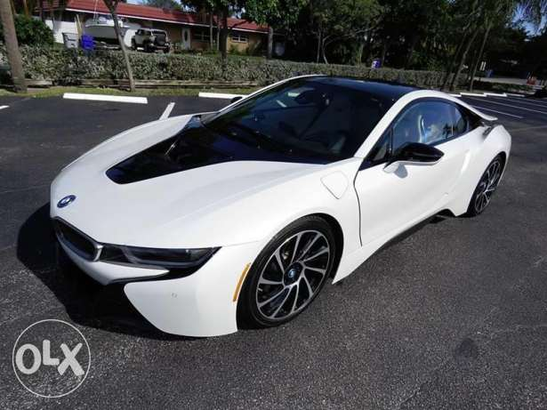 2015 BMW i8 - AWD 2dr Coupe