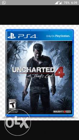Uncharted 4 for 10 kd