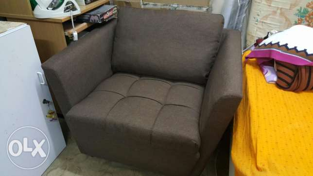 1 Seater sofa for sale!