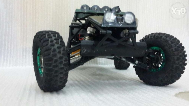 On & off Road. Rocket claiming rc