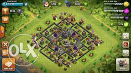 clash of clan account for ios