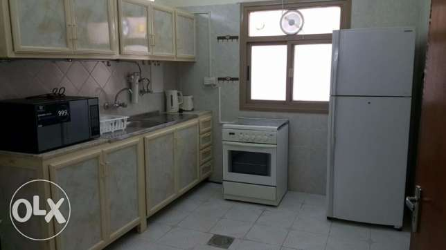 Fully furnished 3 bedroom apartment in Salwa سلوى -  6