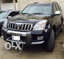 2006 Toyota Prado GX, 119000Kms for sale - Al Sayer maintained