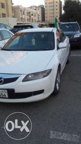 mazda6 car for sale model 2006.