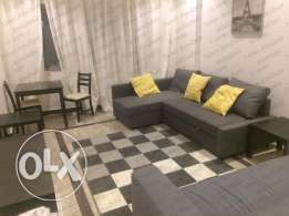 Full furnished One bedroom & studio for rent