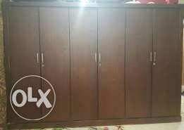 Cupboard 6 doors for sale