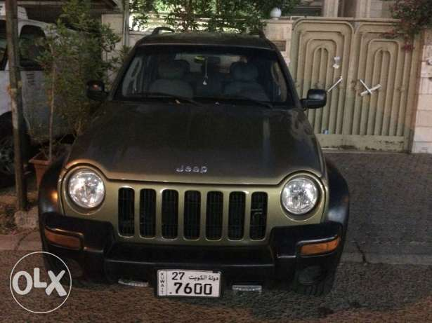 Jeep Liberty sport urgent sale