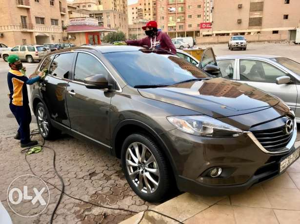 Mazda CX-9 2015 Grand Touring Edition