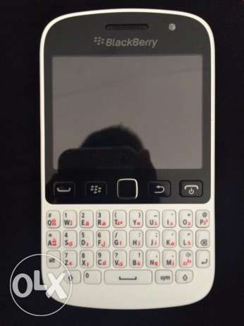 Blackberry 9720 touch & type