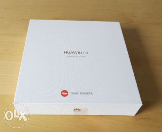 Huawie P9 Gray 32GB - New Sealed For best price