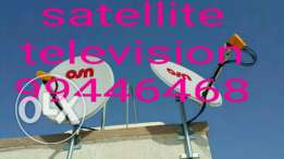 Indian satellite technician in Kuwait al satellite installation al