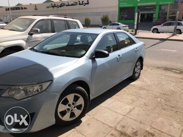 Toyota camary 2014 model for sale