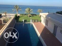 Apartment with beach access for Kd 1000 in Abul Hassania