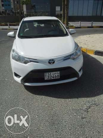 Great Opportunity. TOYOTA YARIS 2015. Engine:1.5 L