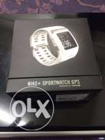Nike sport GPS watch