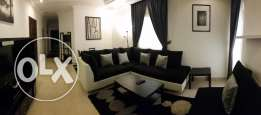large one bedroom fully furnished in salmiya