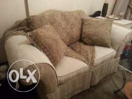 2+2 sofa set  nice one