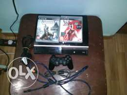 Ps3 for sale with game 40kd without game 30kd