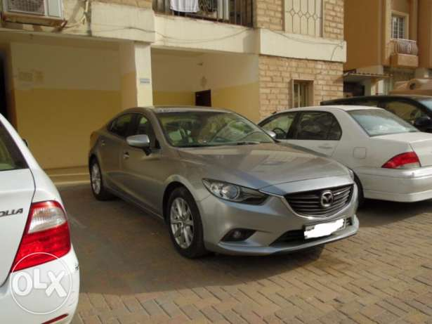 Mazda 6 -2014- full option-Certified Car