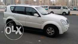 2011 model Rexton RX 320 for KD 1850 only