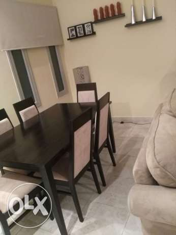 Seaview furnished flat two bdr