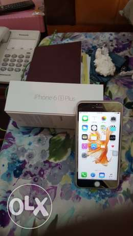 I phone 6s plus 128gb