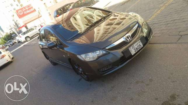 Honda Civic 2009 DEC MODEL