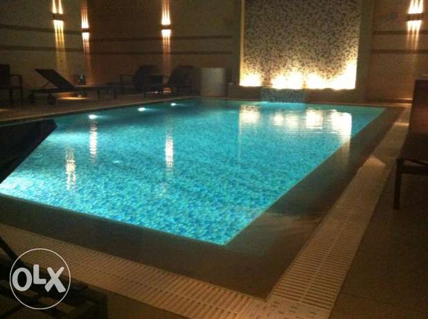 high quality 3 bedroom in midan hawaly with pool and gym