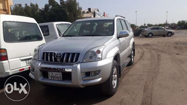 toyota prado for sale on cash or easy installmend basic