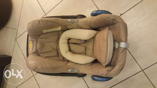 Maxi cosi Carry cot & car seat (0 -1) year