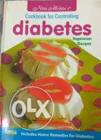 Expecially for diabetes helthy, testy food Book