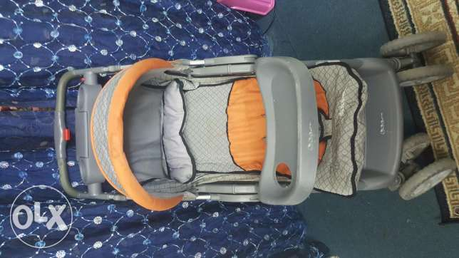 Stroller and car seat ميدان حولي -  2