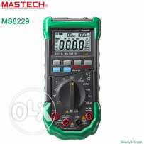 Mastech MS8229 Digital Multimeter Auto Range 5-in-1 (imported)