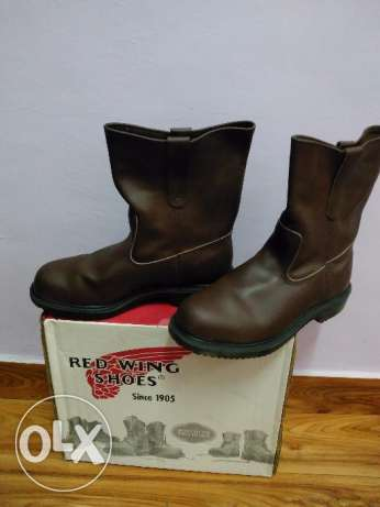 Red Wing Safety shoes (Made in USA)