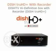 DISHTV with 1yr all HD channel 60kd
