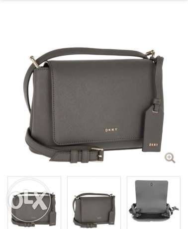 DKNY Original Black Crossbody Bag New