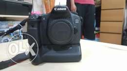 Canon EOS 60D DSLR Camera with Battery Grip for sale